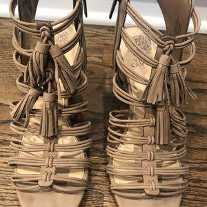Vince Camuto Tassel Sandal